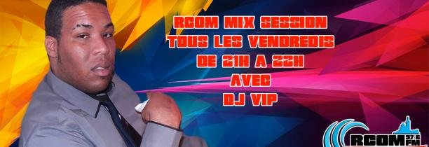 RCOM MIX SESSION EP4 PART1 by DJ VIP - mix dancehall
